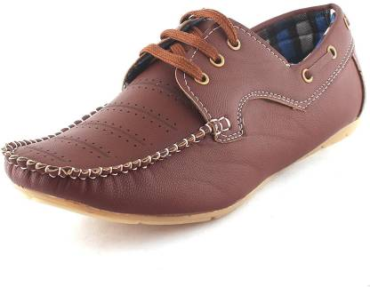 Redfoot Boat Shoes For Men
