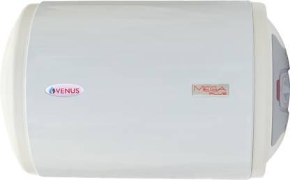 Venus 15 L Storage Water Geyser (MEGA PLUS HOROZONTAL, IVORY)