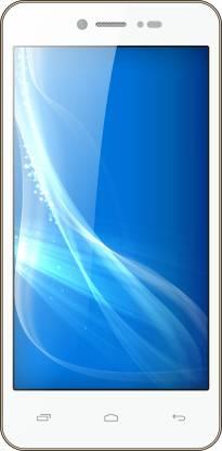 Mafe Shine M810 (White & Gold, 16 GB)