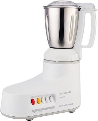 Panasonic MXAC MX-AC300S-H 550-Watt 3-Jar Super Mixer Grinder (Grey) 550 W Mixer Grinder