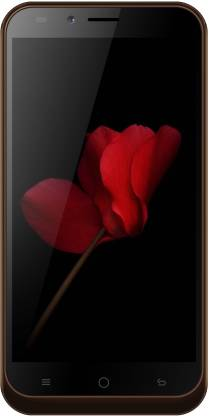 KARBONN Aura Note 2 with 4G VoLTE (Coffee & Champagne, 16 GB)