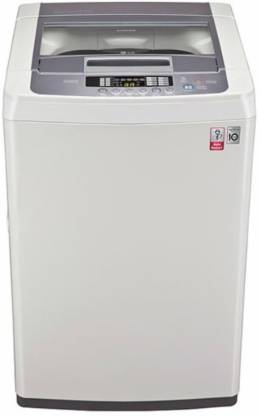 LG 6.5 kg Fully Automatic Top Load White