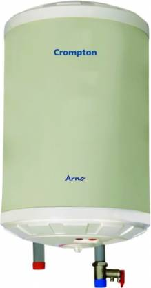 CROMPTON 6 L Storage Water Geyser (ASWH606A-IVY, Gray)
