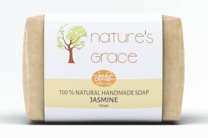 Nature's Grace Handmade Jasmine Soap
