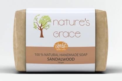 Nature's Grace Handmade Sandal Soap