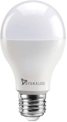 Syska 15 W Round E27 LED Bulb