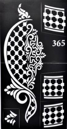 ARR Henna Stencils STICKER