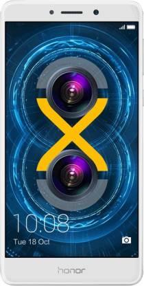 Honor 6X (Silver, 64 GB)
