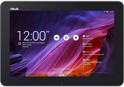 ASUS TF103CG 1 GB RAM 8 GB ROM 10.1 inch with Wi-Fi+3G Tablet (Black)