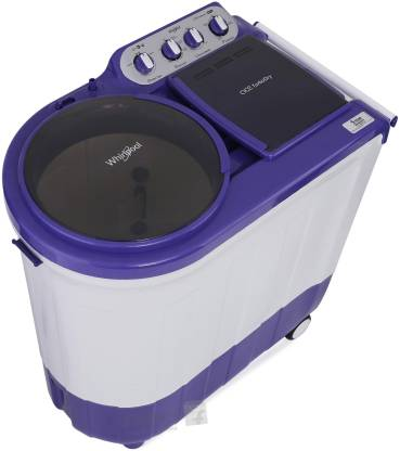 Whirlpool 8.5 kg Semi Automatic Top Load Purple