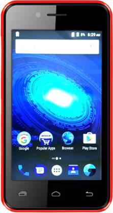 KARBONN A41 Power (Black & Red, 8 GB)