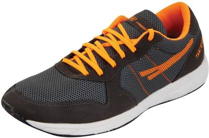 SEGA Unisex Orange Marathon Training & Gym Shoes For Men
