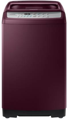 Samsung 7 kg Fully Automatic Top Load Maroon