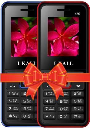 I Kall K20 Combo Of Two Mobile