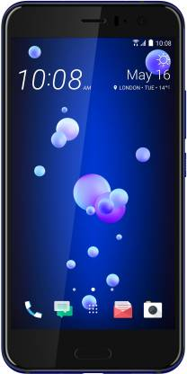 HTC U11 (Sapphire Blue, 128 GB)