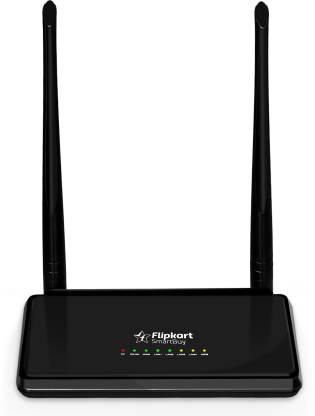 Flipkart SmartBuy Power Boost 300Mbps Wireless N Router
