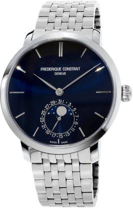 Frederique Constant FC-705N4S6B Analog Watch - For Men