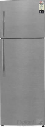 Haier 347 L Frost Free Double Door 3 Star Refrigerator