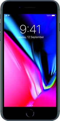 APPLE iPhone 8 Plus (Space Grey, 64 GB)