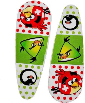 Maayra Girls's Cartoon Bird Shape Pack of 2 Tic Tac Clip