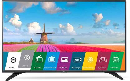 LG Smart 108 cm (43 inch) Full HD LED TV