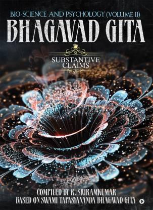 Bhagavad gita - Bio-Science and Psychology (Volume 2)
