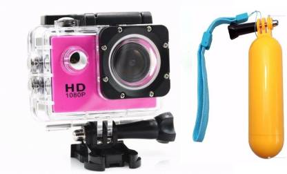 ZVR ULTRASHOTxz Waterproof Digital 89 PINK Sports and Action Camera