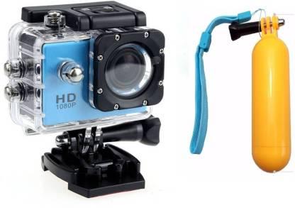 Flipfit ULTRASHOTx Waterproof Digital 89 BLUE Sports and Action Camera
