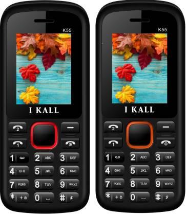 I Kall K55 Combo Of Two Mobile
