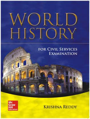 World History - For Civil Services Examination First Edition