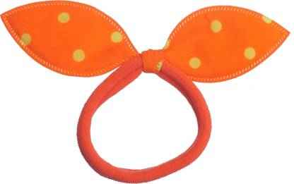 Anand Suit Collection ORANGE RUBBER BAND Rubber Band