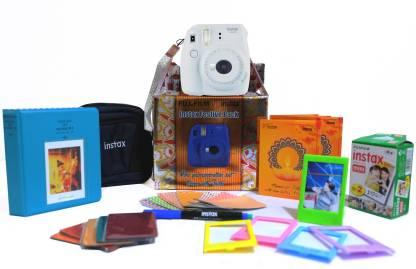 FUJIFILM Instax Mini 9 mini 9 festive pack Instant Camera