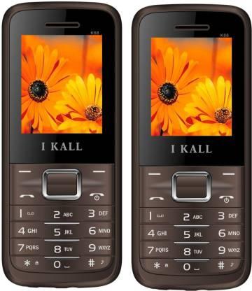 I Kall K88 Combo Of Two Mobile