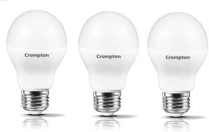 CROMPTON 7 W Standard E27 LED Bulb