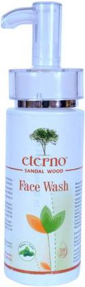 eterno eterno natural sandalwood facewash combo pack (pack of 2) Face Wash