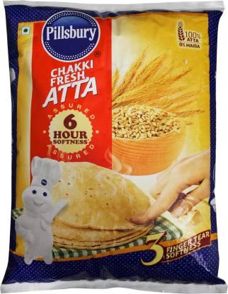Pillsbury Chakki Fresh Atta  (10 Kg)