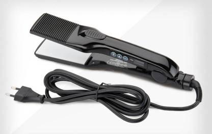 Wonder World ® Keratin Dual Touch Hair Straightener with Keratin Micro Conditioners & Smart Heat Sensors, Flat Iron ™ CHAOB-9209-Type-012 Hair Styler