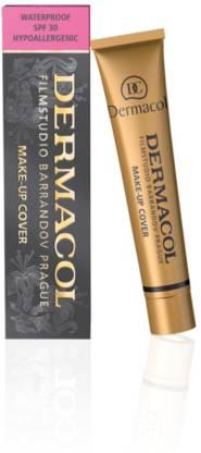 Dermacol DERMACOL FILMSTUDIO BARRANDOV PRAGUE MAKE-UP COVER(209) Concealer
