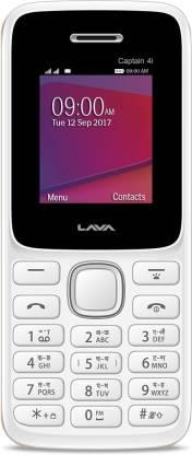 LAVA Captain 4i