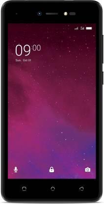 Lava Z60 (Black, 16 GB)