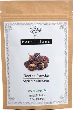 Herb Island Retha Powder For Hair