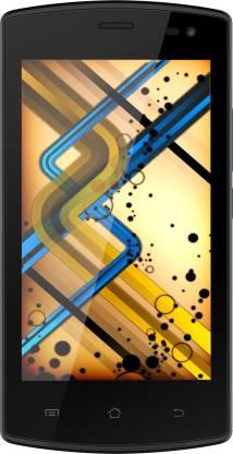 iVoomi iV Smart 4G (Black, 4 GB)