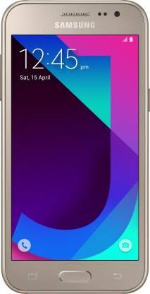 Samsung Galaxy J2-2017 (Metallic gold, 8 GB)