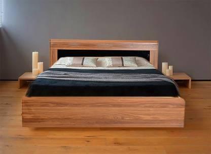 Hometown Archer Engineered Wood Queen Box Bed
