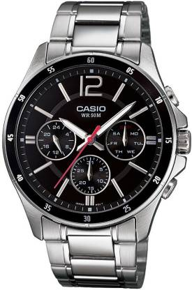Casio A832 Enticer Men's ( MTP-1374D-1AVDF ) Analog Watch - For Men