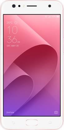 ASUS Zenfone 4 Selfie Dual Camera (Rose Pink, 64 GB)