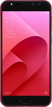 ASUS Zenfone 4 Selfie Pro (Red, 64 GB)