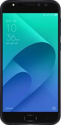 ASUS Zenfone 4 Selfie Pro (Black, 64 GB)