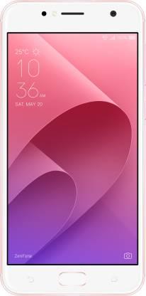 ASUS Zenfone 4 Selfie (Rose Pink, 32 GB)
