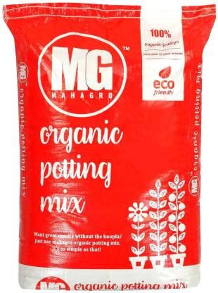 MahaGro Organic Potting Mix Potting Mixture